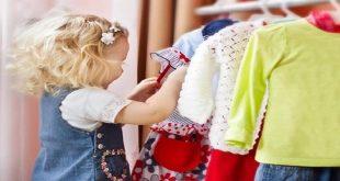 مشارکت کودکان در کارهای منزل